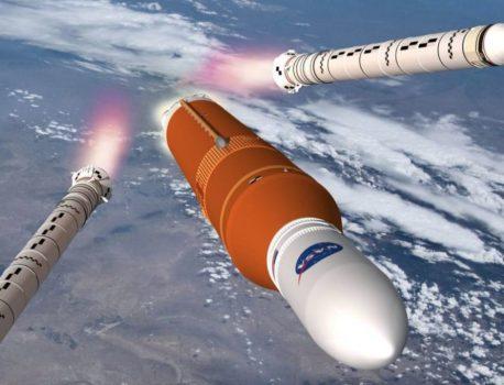On en sait plus sur la fusée de la NASA qui retournera sur la Lune