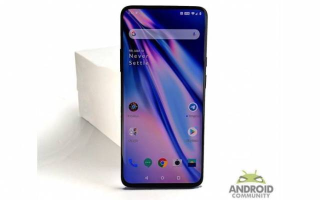 OnePlus 7 Pro 5G phone Android 10