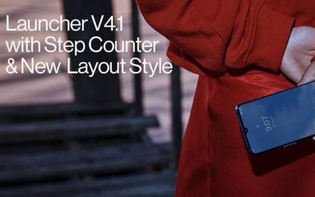 OnePlus Launcher V4.1
