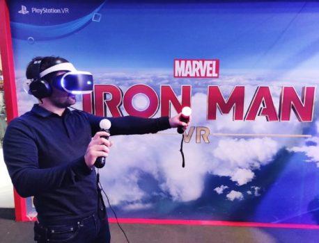 PGW 2019 : Inscrivez-vous pour tester Iron Man VR