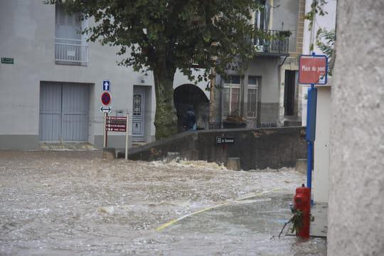 Pluies et inondations: des images impressionnantes, où en sont les intempéries?