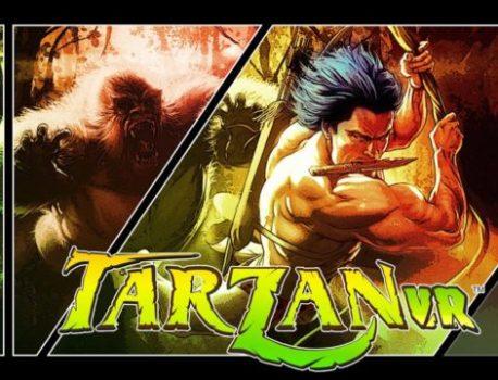 Première vidéo de gameplay pour Tarzan VR
