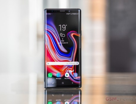 Samsung begins testing Android 10 on Galaxy Note9