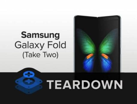 Samsung Galaxy Fold Teardown V2: See if it has really improved