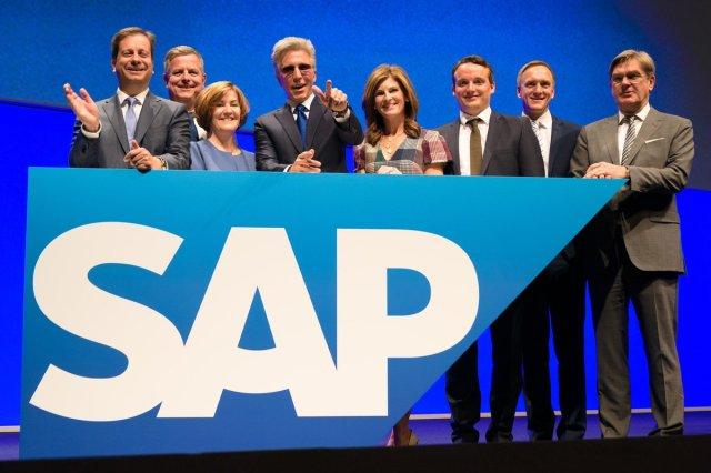 SAP se transforme avec l'ERP