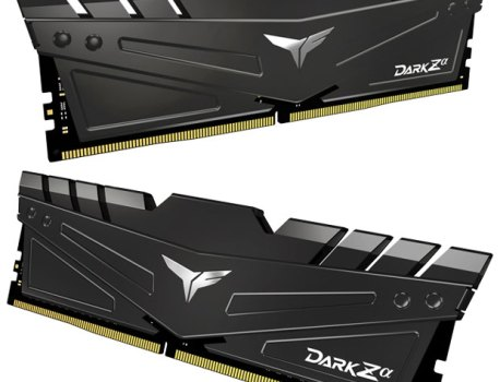 T-Force DARK Zα, TeamGroup annonce sa DDR4 dédiée AMD