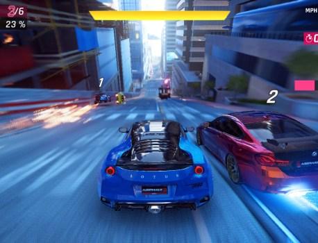 Test Asphalt 9 Legends: La Switch tient-elle son meilleur jeu de voitures?