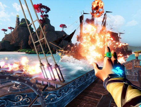 TEST Battlewake sur PlayStation VR (PS4)