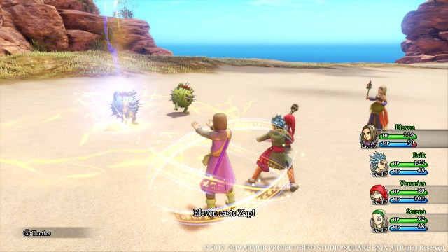Dragon Quest XI Mode 3D