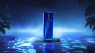 Realme X2 Pro in Ocean Blue