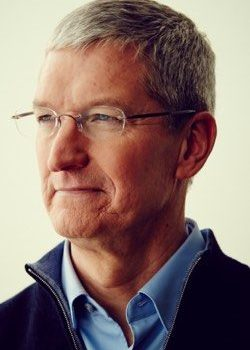 Tim Cook Defends Removal of Hong Kong Mapping App From App Store in Leaked Memo