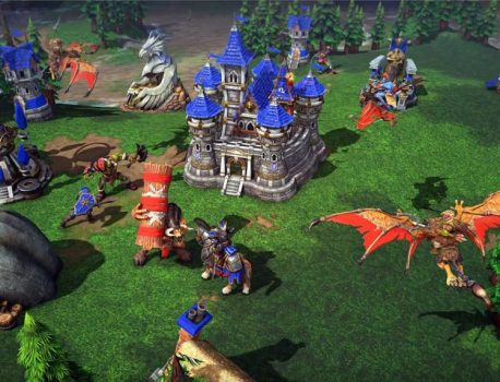 Warcraft III: Reforged, Blizzard propose un peu de gameplay