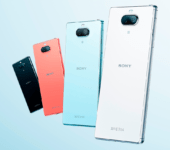 Xperia 8 mid-ranger announced for Japan