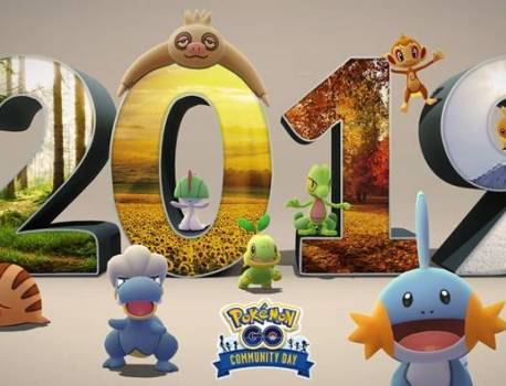 2019 Community Day happening soon with more bonuses, encounters