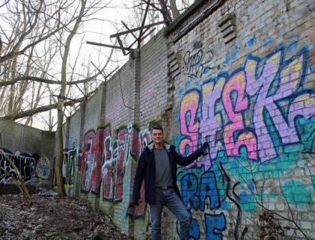 A quoi ressemblerait le mur de Berlin s'il était toujours debout trente ans après ? – 20 Minutes