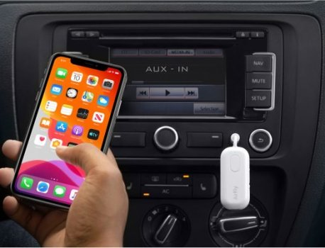 AirFly Pro Launches at Apple Stores With Receiver Mode for AUX Ports, Headphone Splitting, and More