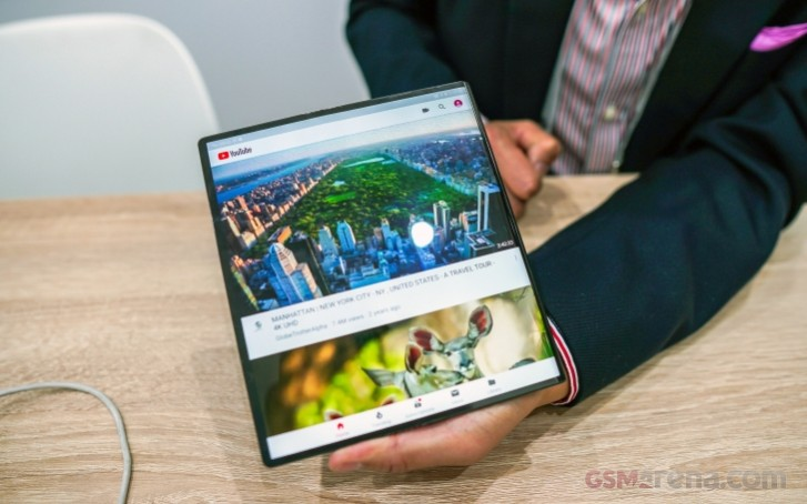 Another batch of Huawei Mate X devices sells out in seconds