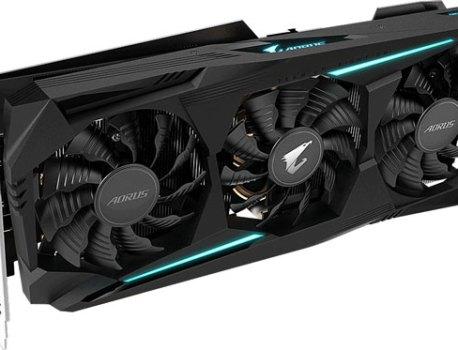 Aorus Radeon RX 5700 XT 8 Go, Gigabyte personnalise autour de l'OC