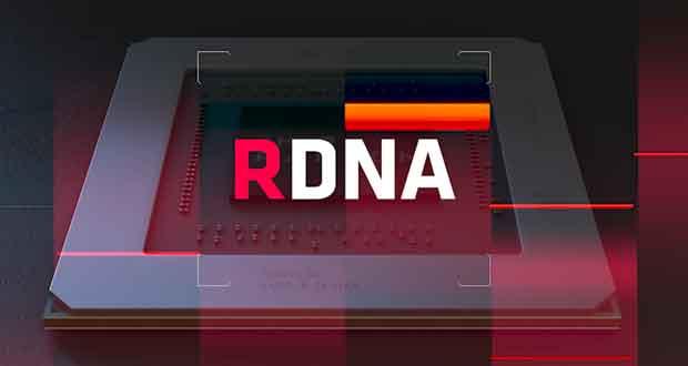 Navi - Architecture GPU NDNA d'AMD