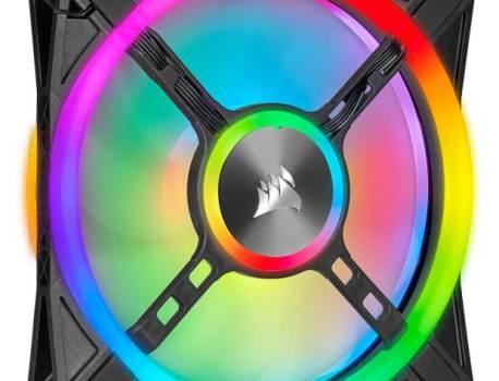 Corsair annonce ses ventilateurs iCUE QL120 RGB et QL140 RGB