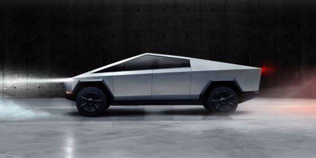 Cybertruck, le pickup électrique version Tesla