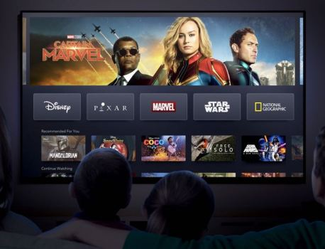 Disney+ to Launch in Germany, France, Italy, Spain, and the UK on March 31, 2020