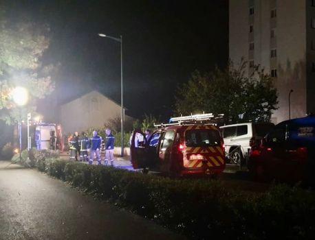 Dordogne : à Périgueux, le forcené du quartier Saint-Georges s'est donné la mort – France Bleu