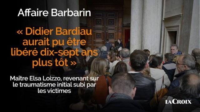 EN DIRECT - Procès Barbarin en appel: la relaxe est demandée