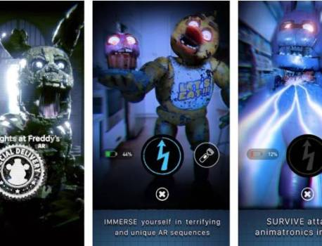 """Five Nights at Freddy's brings AR """"fun"""" to your real world"""