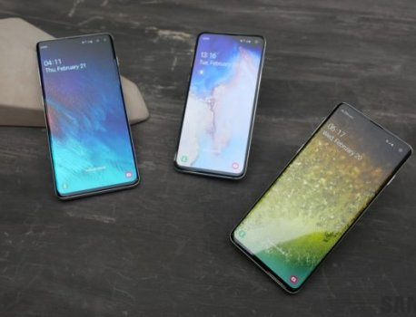 Galaxy S10 and Note 10 November security update widely available