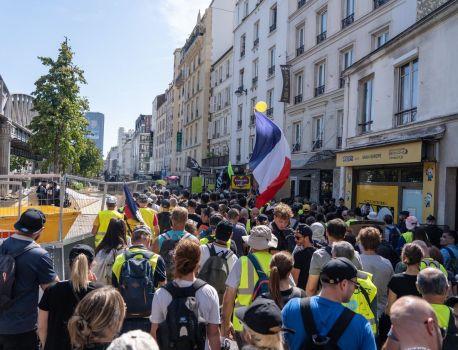 Gilets jaunes : entre 4000 et 8000 manifestants attendus à Paris samedi – Le Parisien