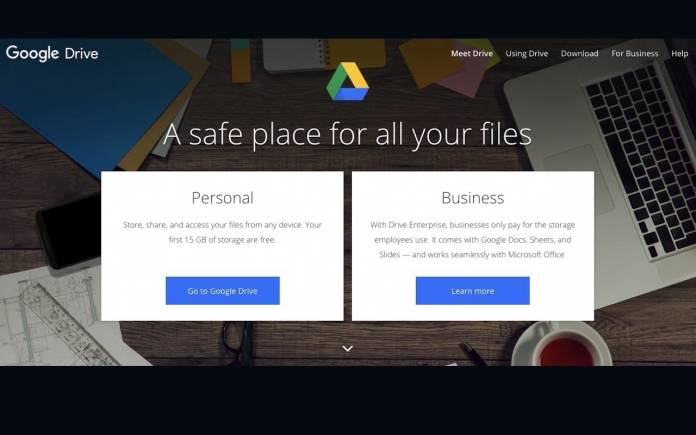 Google Drive backup error