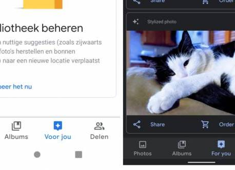 "Google Photos' Assistant tab will be renamed ""For You"""