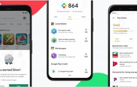 Google Play Points gives rewards for using Play Store, launches in U.S.
