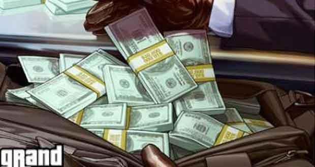 GTA Online, dollars in game