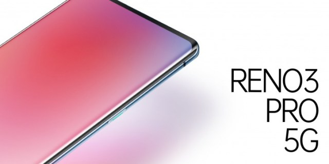 Here's our first look at the Oppo Reno3 Pro 5G