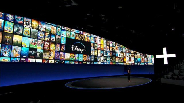 Disney+ is almost here