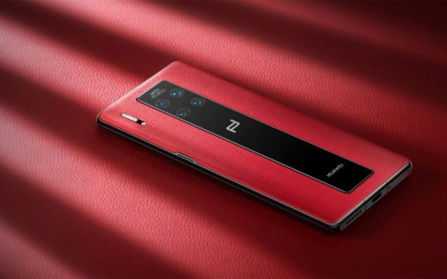 Huawei Mate 30 RS Porsche Design goes on sale in China from November 10