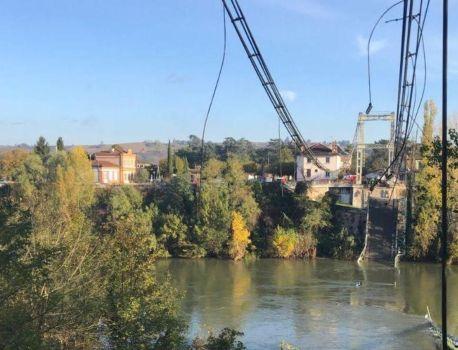 « Il n'y a plus de pont » : à Mirepoix-sur-Tarn, les riverains stupéfiés – Le Parisien