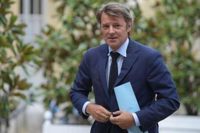 François Baroin, président de l'Association des maires de France, le 3 septembre à Paris.