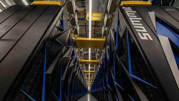 Les supercalculateurs toujours plus rapides (et ils sont sous Linux)