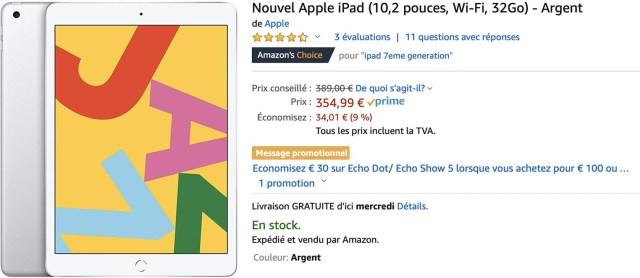 iPad Amazon