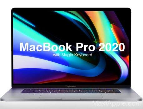 MacBook Pro 16' 2019, le Mac Rêvé des Professionnels (video)