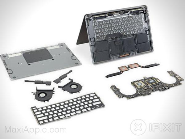 demonter macbook pro 16 2019 ifixit clavier 2 - MacBook Pro 16, Impossible à Démonter et à Faire Evoluer (video)