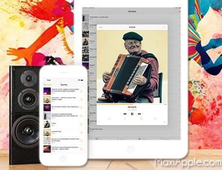 Musi iPhone iPad – Ecouter des Millions de Musiques en Illimité (gratuit)