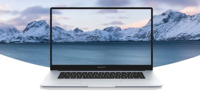 New Honor MagicBook come with 14'' and 15.6'' IPS screens, Ryzen 3000 APUs