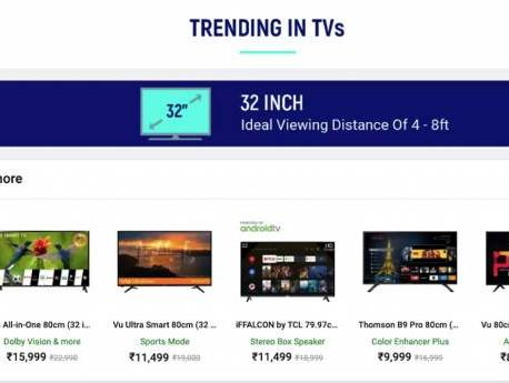 Nokia Smart TV from Flipkart may be released soon