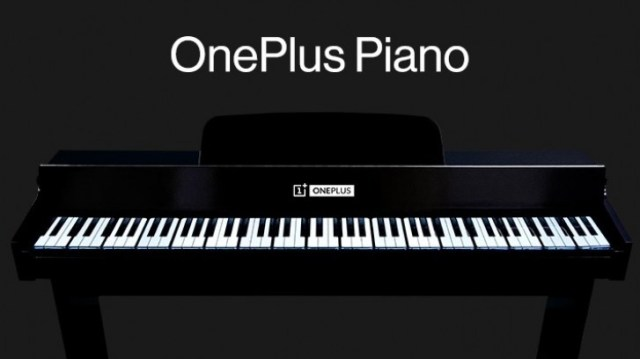 OnePlus made a piano using 17 OnePlus 7T Pro units