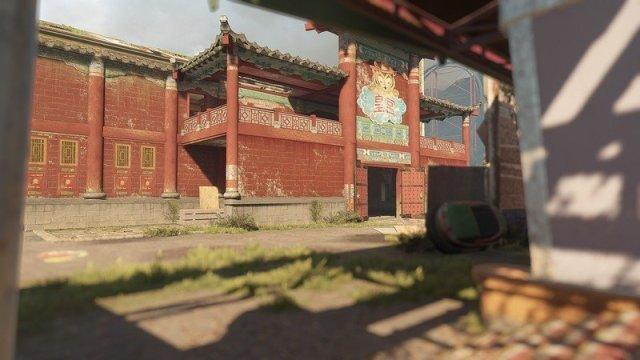 Rainbow Six Siege Theme Park Rework