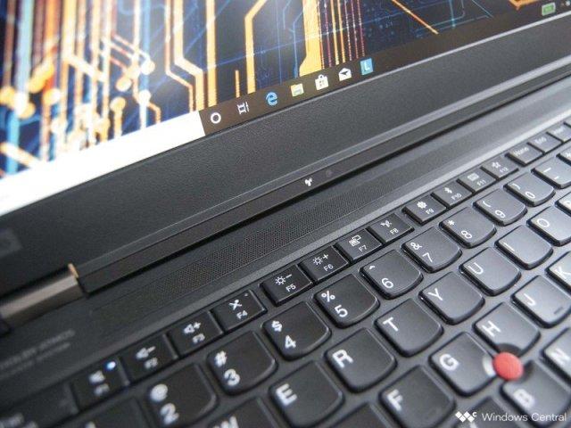 Lenovo ThinkPad P53 speakers